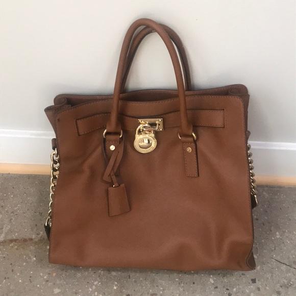 e52b237c96d436 Michael Kors Bags | Hamilton Large Tote Houlder Bag | Poshmark